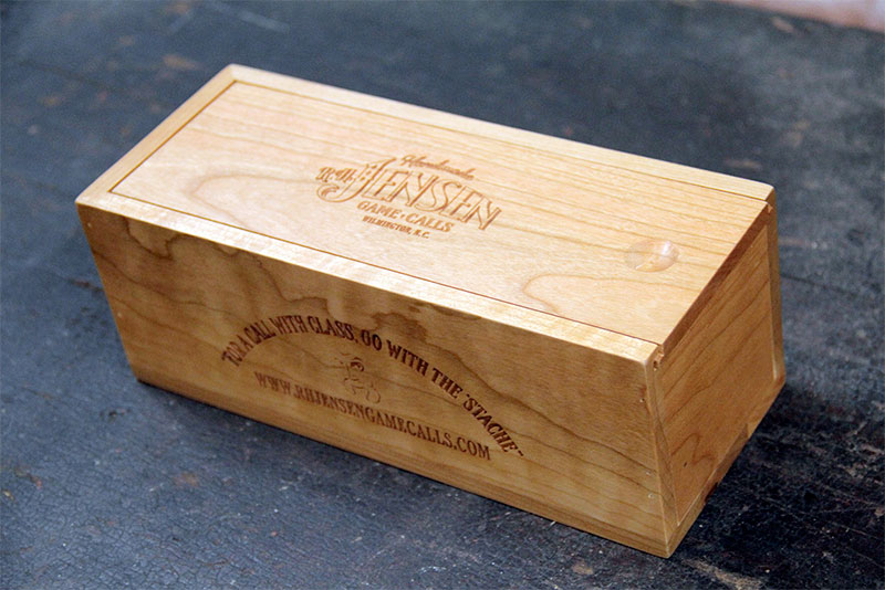 Cherry Box for Duck Call – SC04